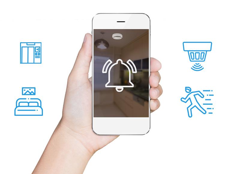OneTouch-Video-Door-Phone-Multizone-alarm-panel